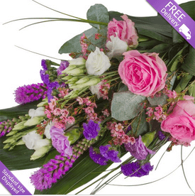 cheap funeral flowers uk free delivery