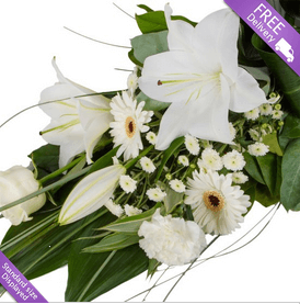 flowers for funerals uk