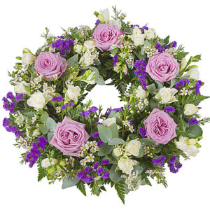 Memory Lane Wreath